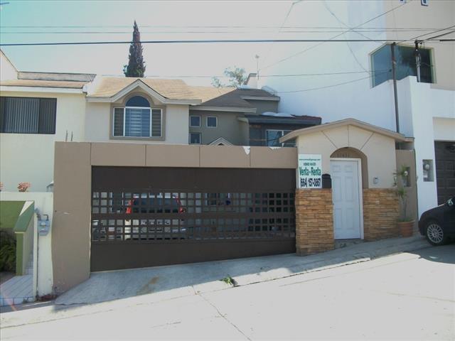 Casa en renta o venta en fraccionamiento chapultepec for Casas en renta tijuana
